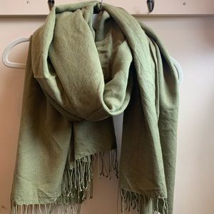 Cashmere and Silk blend scarf